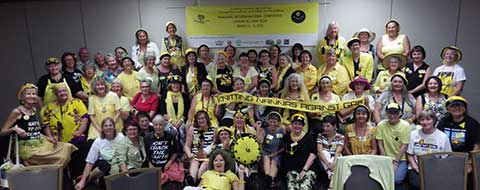 Post image for Knockout Knitting Nannas